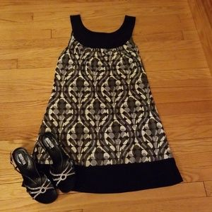 Kenneth Cole Dressy Sandals and Dress